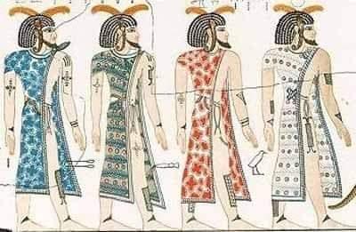 جيران  مصر القديمة - قبائل الأمازيغ (2)
