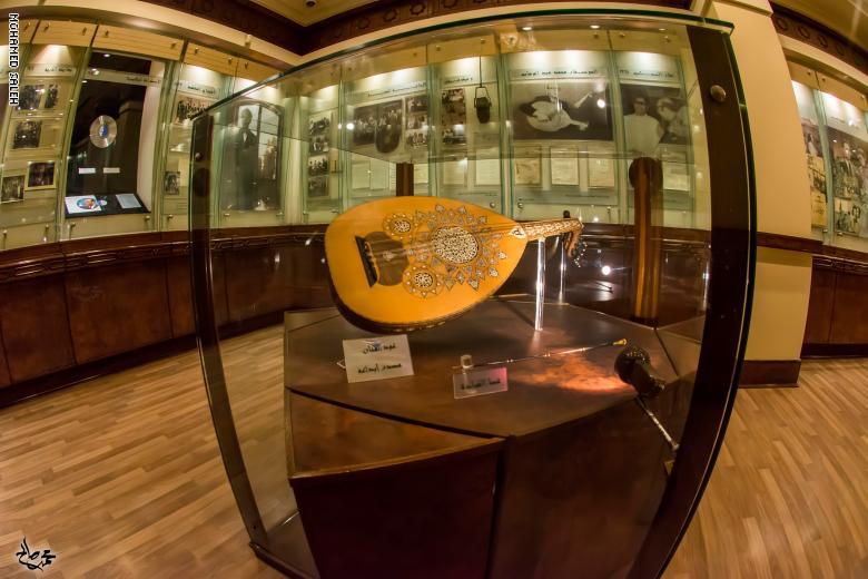 معهد الموسيقى العربية.. كنز فنى أثري