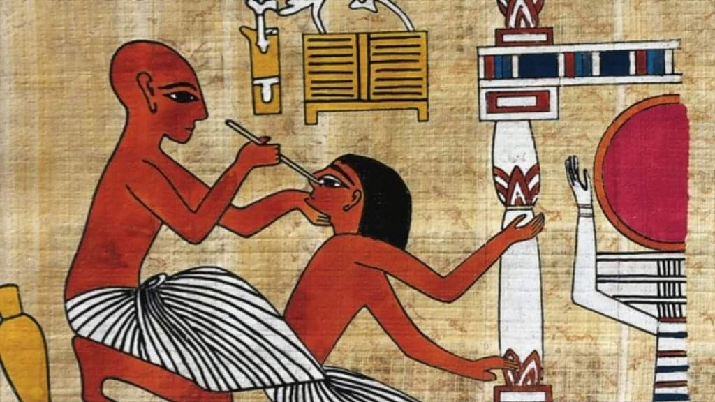 الطب في مصر القديمة