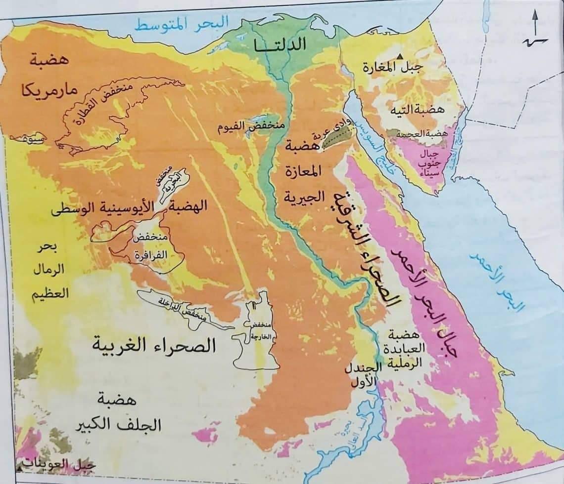 سلسلة جبال البحر الأحمر