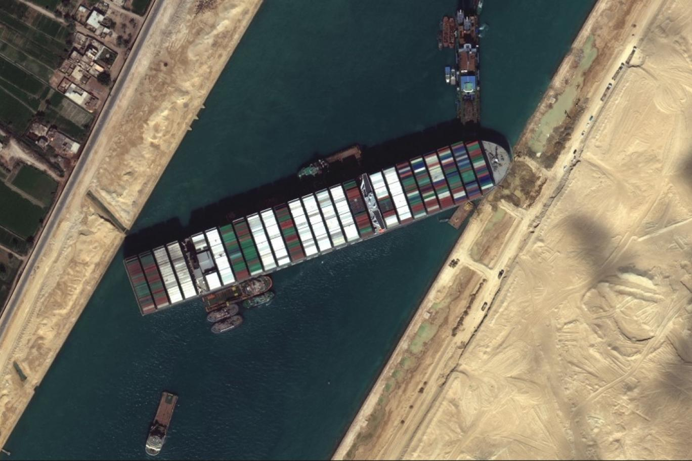 التعويض البحري عن السفن الجانحة