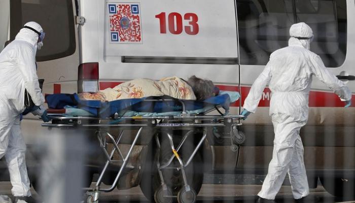 روسيا تسجيل 9694 إصابة جديدة بفيروس كورونا