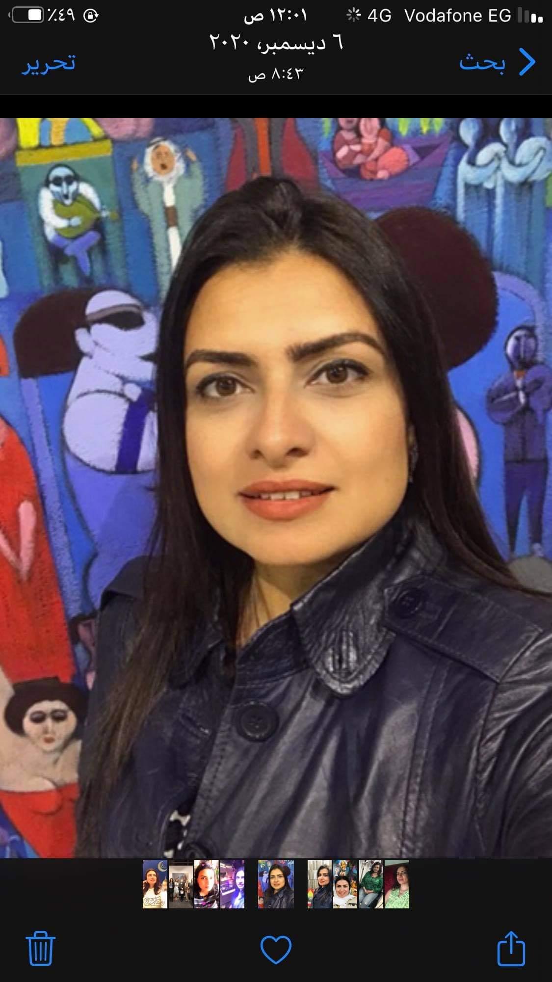 -جيهان سعودى- تشارك بأعمال فنية متميزة في معرض- اوبريت -