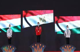 الجمباز يكتب التاريخ المصري بالذهب في كأس العالم