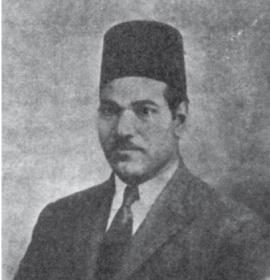 المهندس العالم الكبير محمود صبري