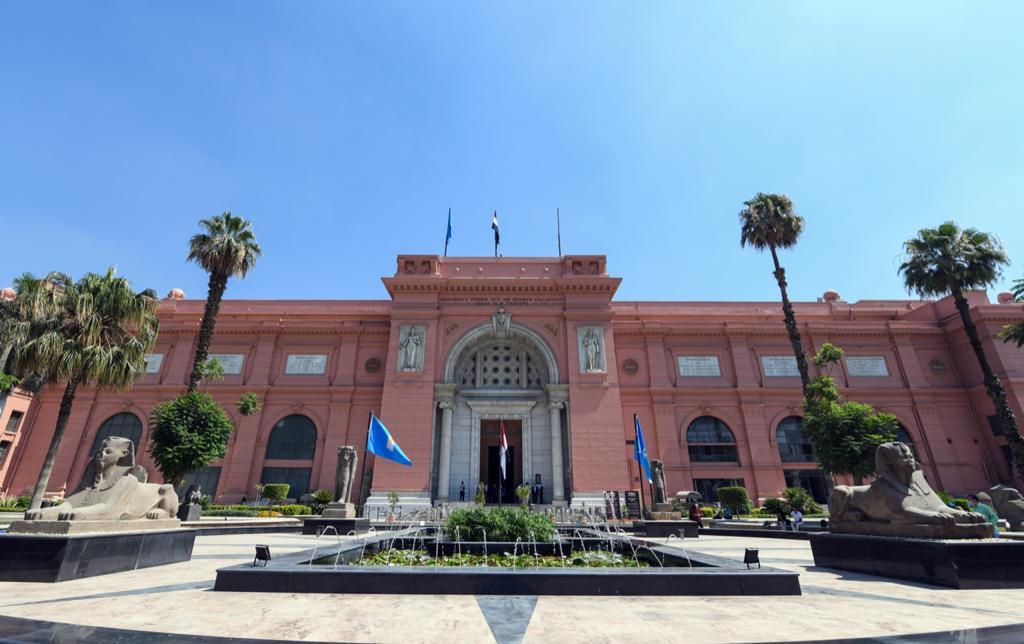المتحف المصري و شالي وقصر البارون على لائحة المواقع التراثية ب (الايسيسكو)