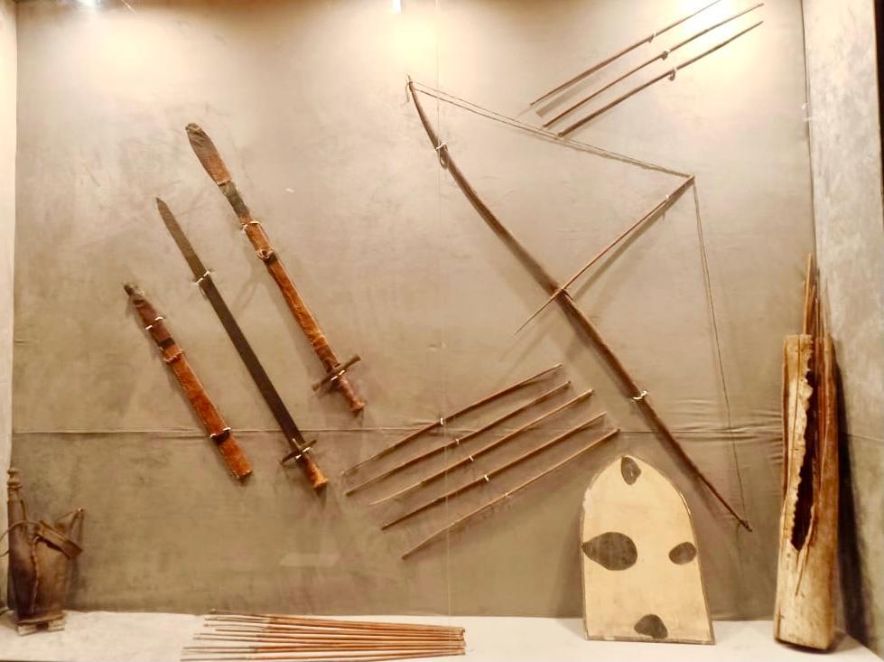 افتتاح معرض -العسكرية المصرية على مر العصور- بمتحف الأقصر