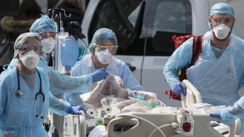 بريطانيا : أكثر من 32 ألف إصابة جديدة بكورونا
