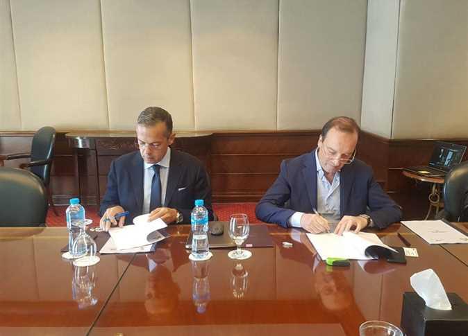 توقيع عقد تحديث الاستراتيجية الوطنية للسياحة مع بيت خبرة إيطالى عالمى