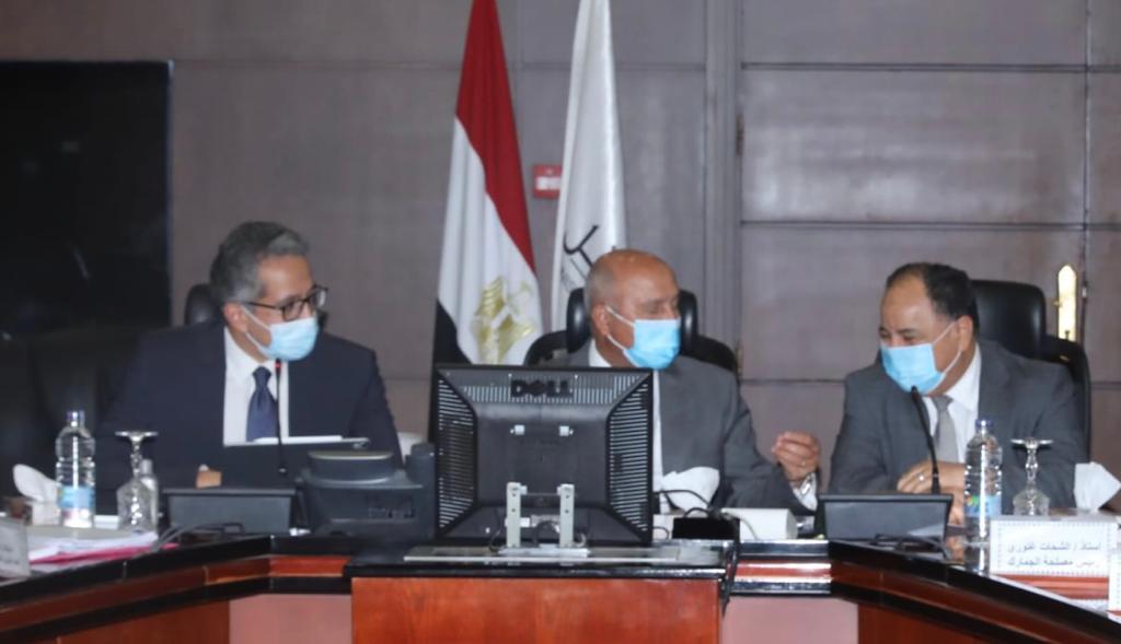 انعقاد الاجتماع الأول للجنة الوزارية الخاصة بتيسير إجراءات سياحة اليخوت في مصر