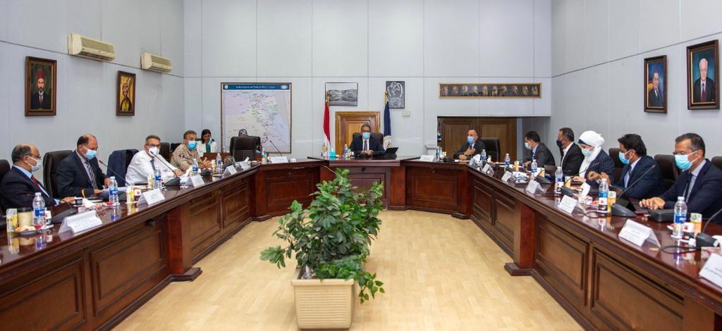 مناقشة خطة عمل التحالف الدولي لتقديم خدمات الزائرين بالمتحف المصري الكبير