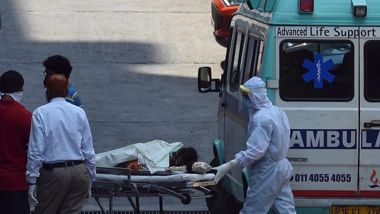 الهند تسجل ما يقرب من 4 ألاف وفاة بسبب كورونا
