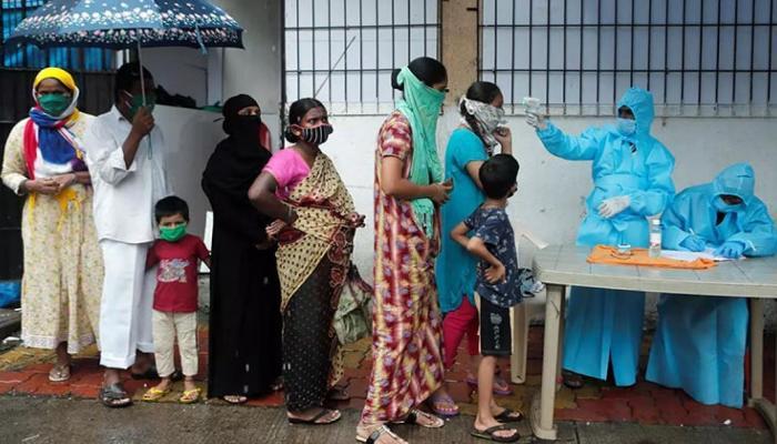 الهند :46759 إصابة جديدة بفيروس كورونا