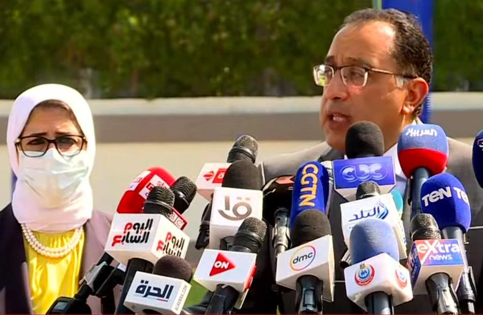 مصر تستهدف إنتاج 3 ملايين جرعة من لقاح كورونا يوميا