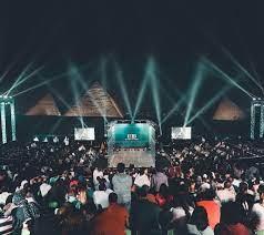 """الاهرامات تستضيف بطولة """"سي أي بي مصر الدولية المفتوحة للاسكواش 2021"""" البلاتينية"""