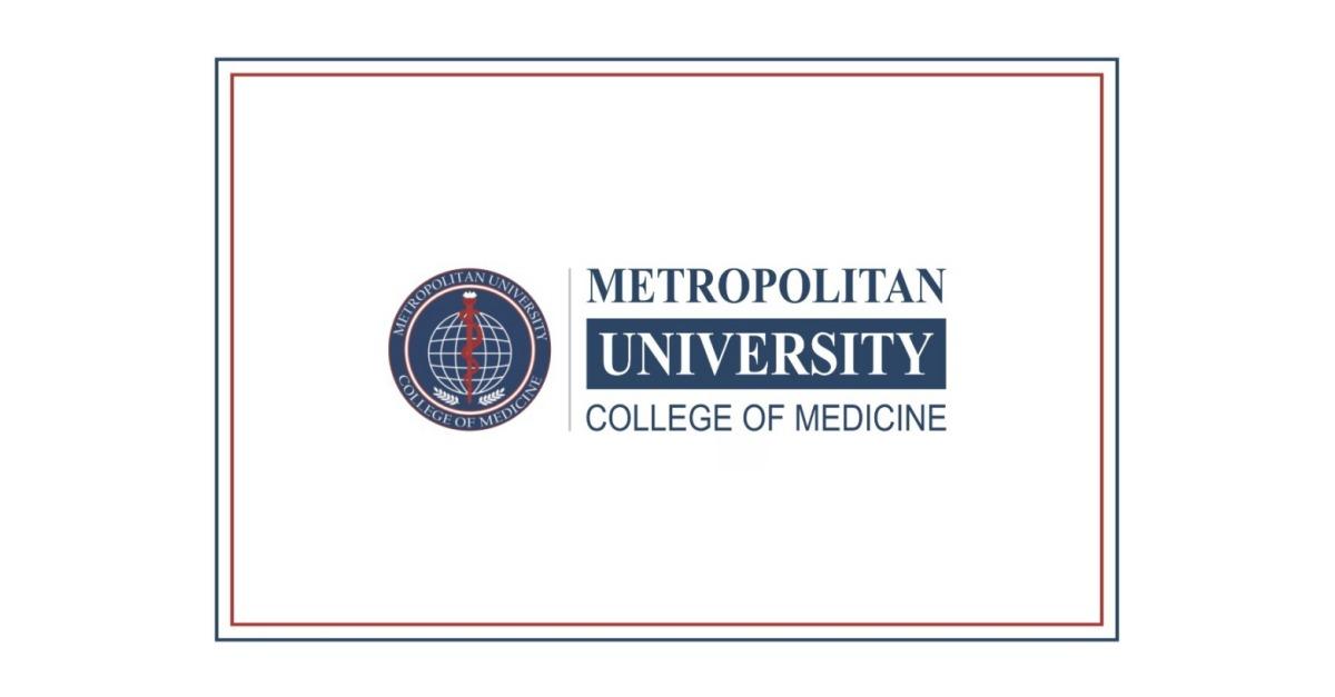 طب متروبوليتان تقدم منح دراسية تصل إلى 50% بسبب كوفيد-19