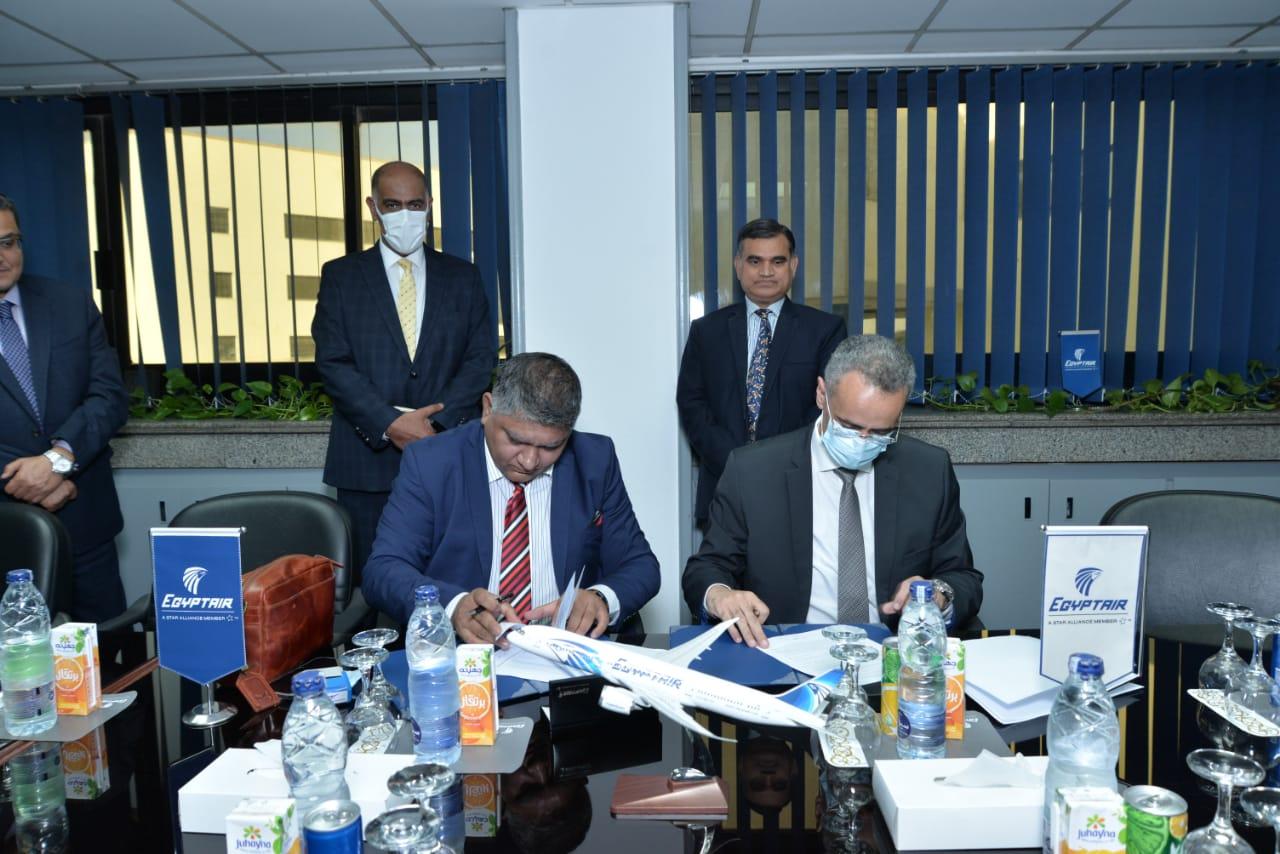 مصر للطيران: خط مباشر بين القاهرة ودكا نوفمبر المقبل