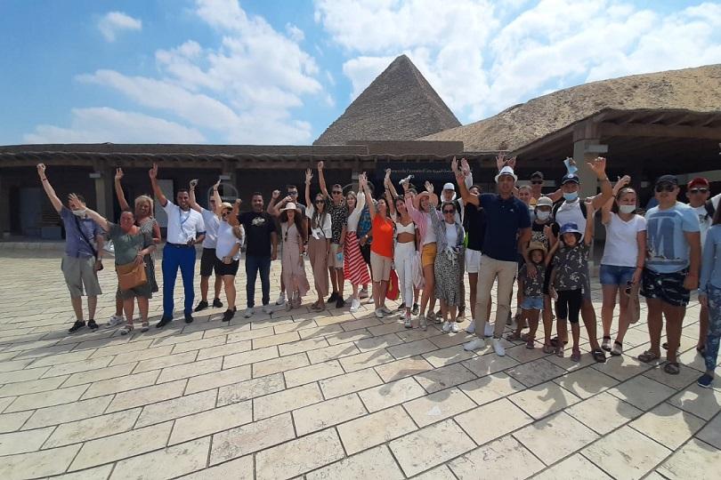 المقاصد السياحية والمواقع الأثرية والمتاحف في مصر تحتفل بيوم السياحة العالمي