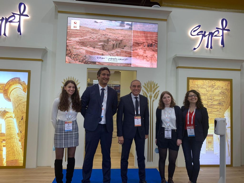 مصر تشارك في المعرض السياحي الدولي 2021 IFTM TOP RESA